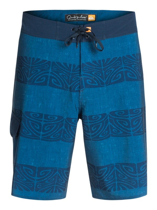 0 Men's Traverse Repreve Boardshorts  AQMBS03021 Quiksilver