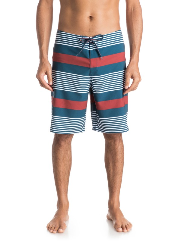 "0 Waterman Seafare 20"" Boardshorts  AQMBS03046 Quiksilver"