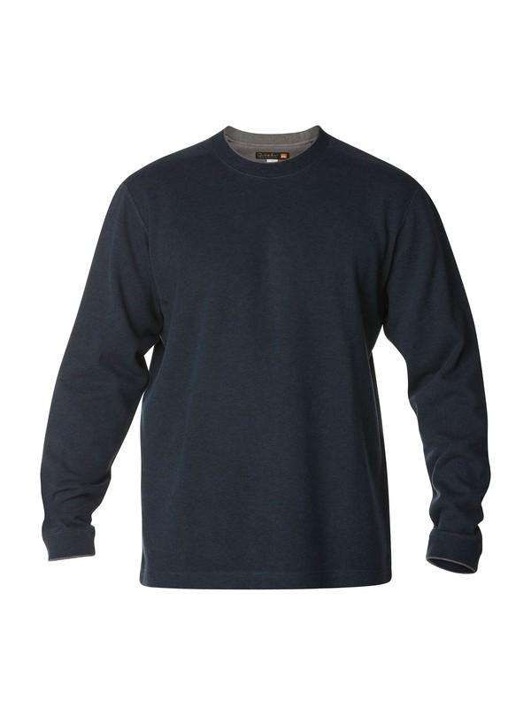 0 Waterman Rock Lagoon Pullover Sweatshirt  AQMFT03000 Quiksilver