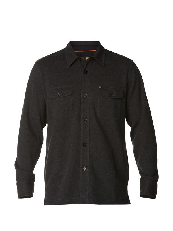 0 Men's Carlsbad Long Sleeve Shirt  AQMFT03003 Quiksilver
