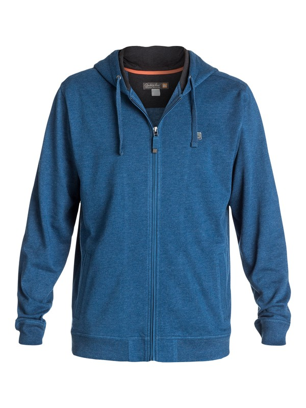 0 Men's Superbank Zip-Up Fleece  AQMFT03011 Quiksilver