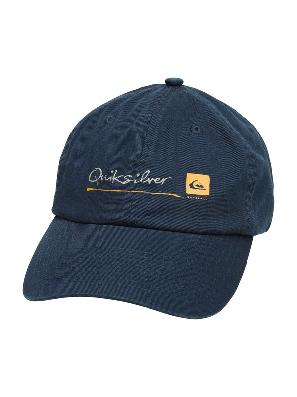 0 Men's Time Out Strap Back Hat  AQMHA00005 Quiksilver