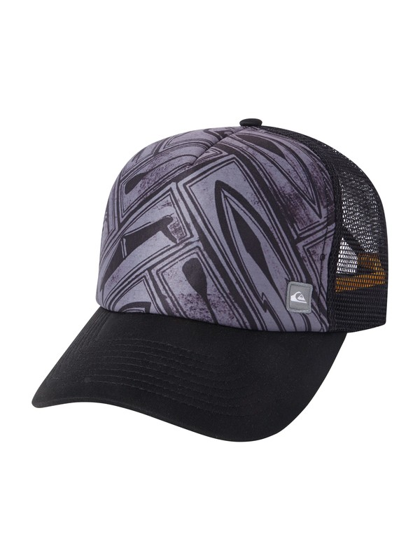 0 Men's Redmond Cove Trucker Hat  AQMHA03010 Quiksilver