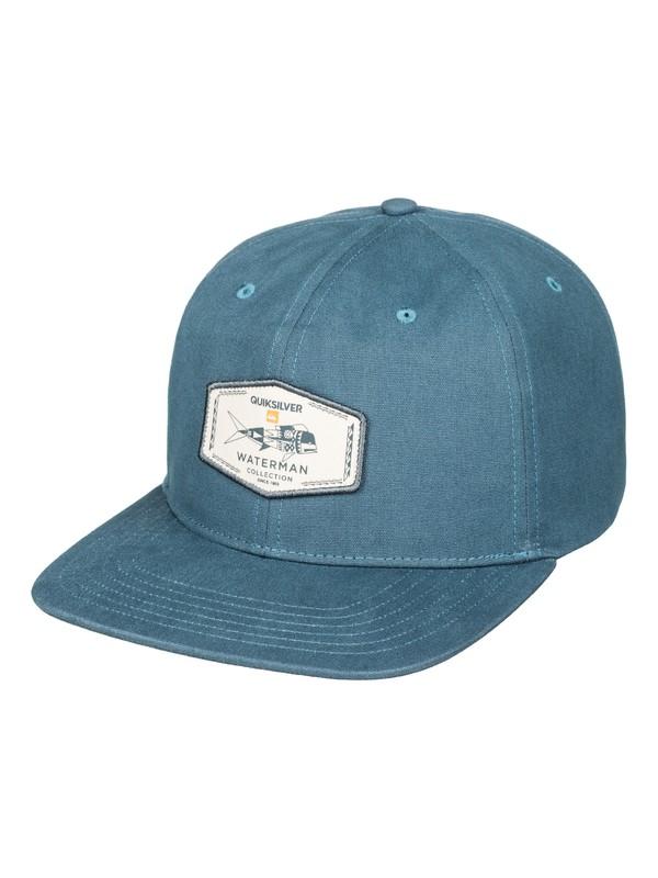 0 Men's Lurer Snapback Hat  AQMHA03035 Quiksilver