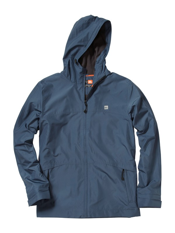 0 Men's Cyclone Jacket  AQMJK00002 Quiksilver