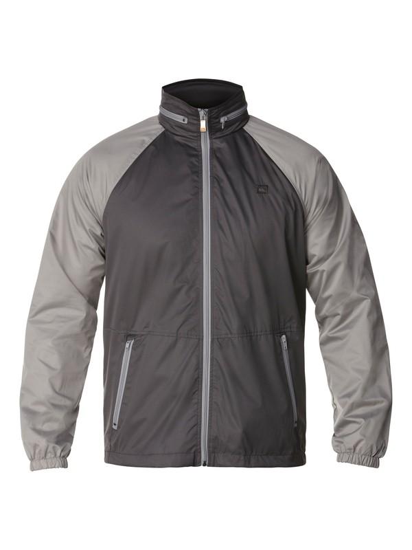 0 Men's Shell Shock Jacket  AQMJK03001 Quiksilver