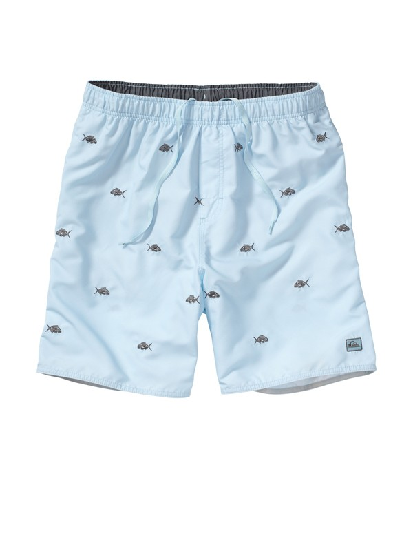 "0 Men's Lagunitas 19"" Volley Shorts  AQMJV00009 Quiksilver"