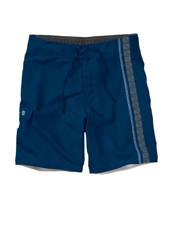 "0 Men's Taito Beach Hybrid 19"" Shorts  AQMJV00014 Quiksilver"