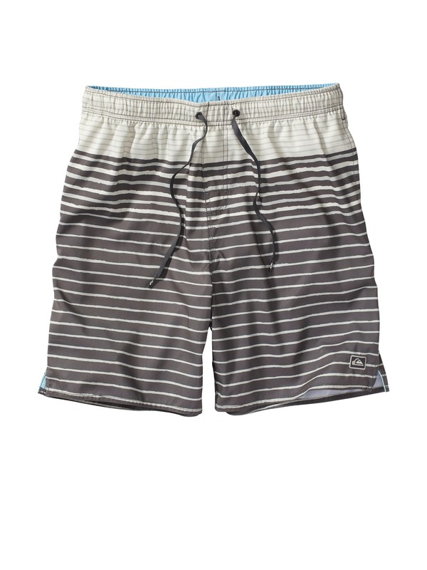 0 Men's Zebro Volley Boardshorts  AQMJV00032 Quiksilver