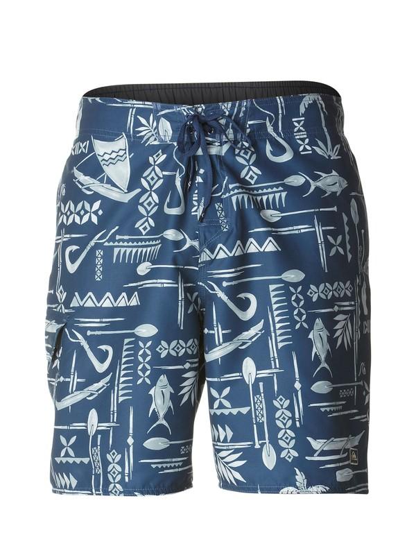 0 Men's Outrigger Hybrid Shorts  AQMJV00035 Quiksilver