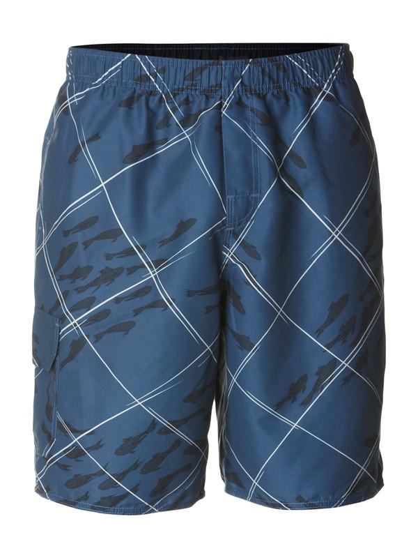 0 Men's Latitude Hybrid Shorts  AQMJV00039 Quiksilver