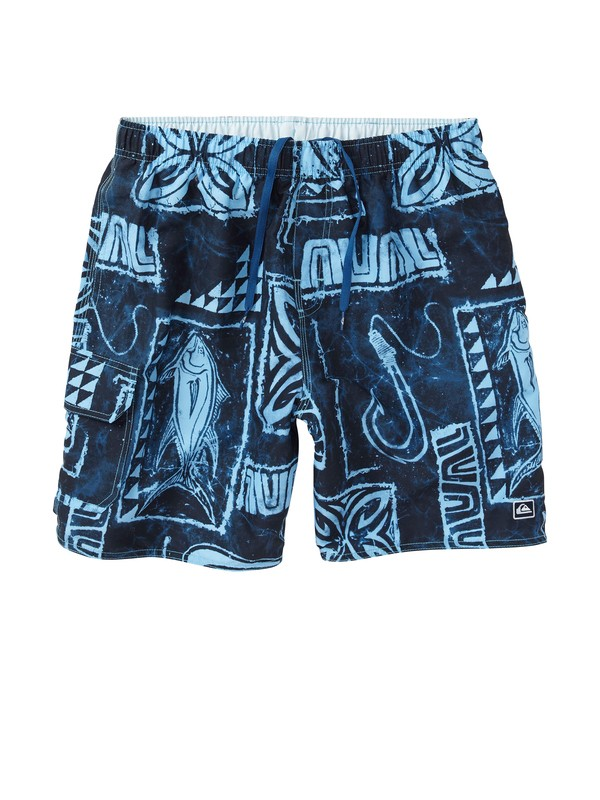 0 Men's Mayport Volley Boardshorts  AQMJV00041 Quiksilver
