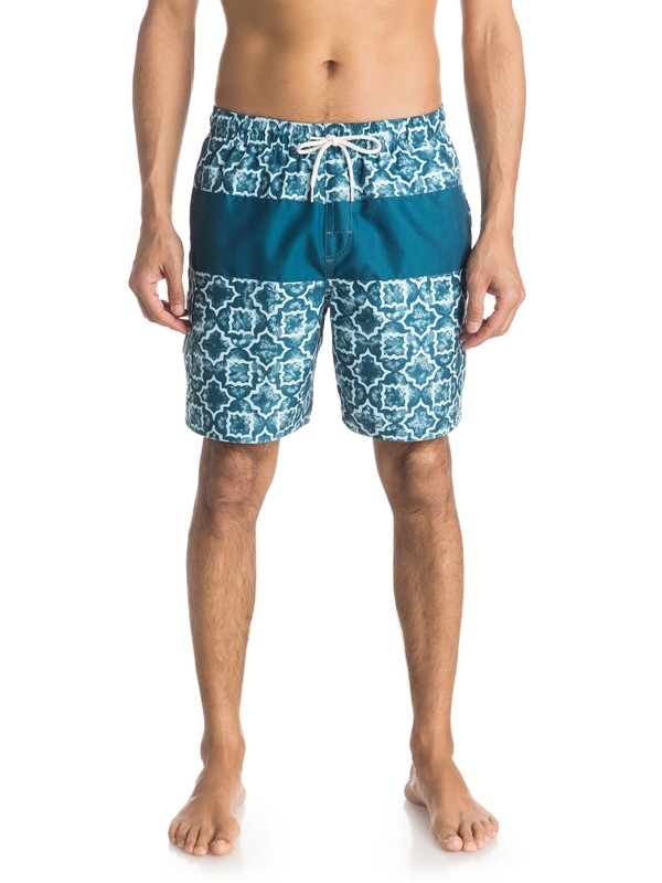 "0 Waterman Sedona 18"" Volley Boardshorts  AQMJV03050 Quiksilver"