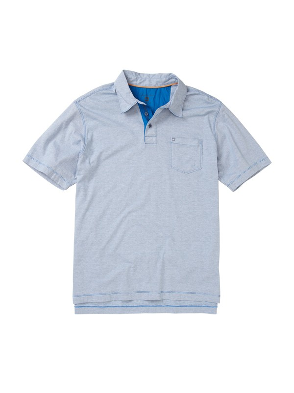 0 Men's Strolo Knit Polo  AQMKT00013 Quiksilver