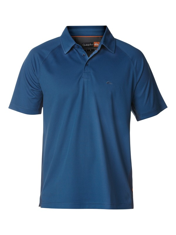 0 Men's Torrent Polo Shirt  AQMKT03000 Quiksilver