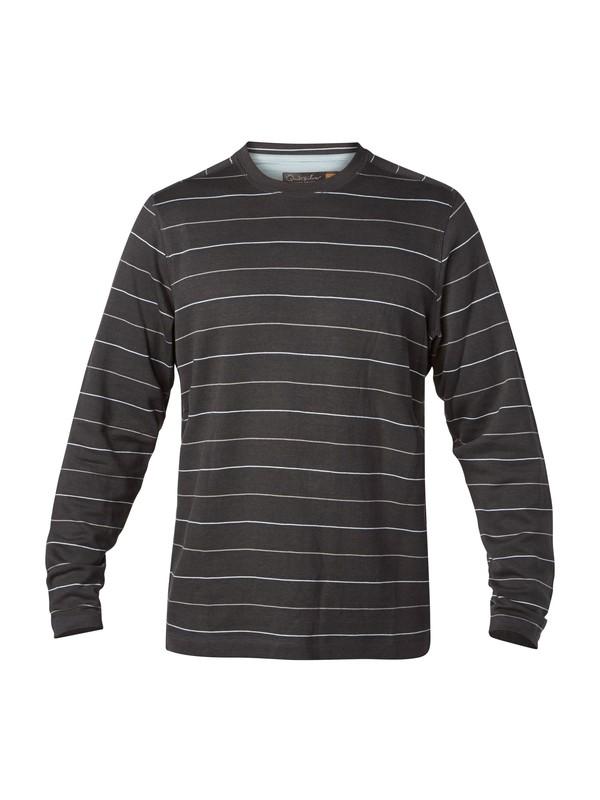 0 Men's Dunes Long Sleeve T-Shirt  AQMKT03008 Quiksilver