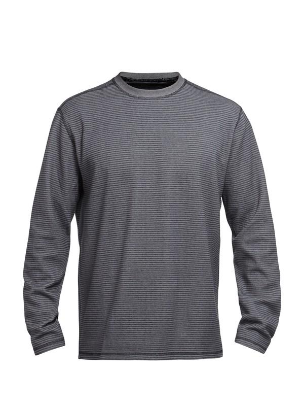 0 Men's Back Bay Reversible T-Shirt  AQMKT03012 Quiksilver