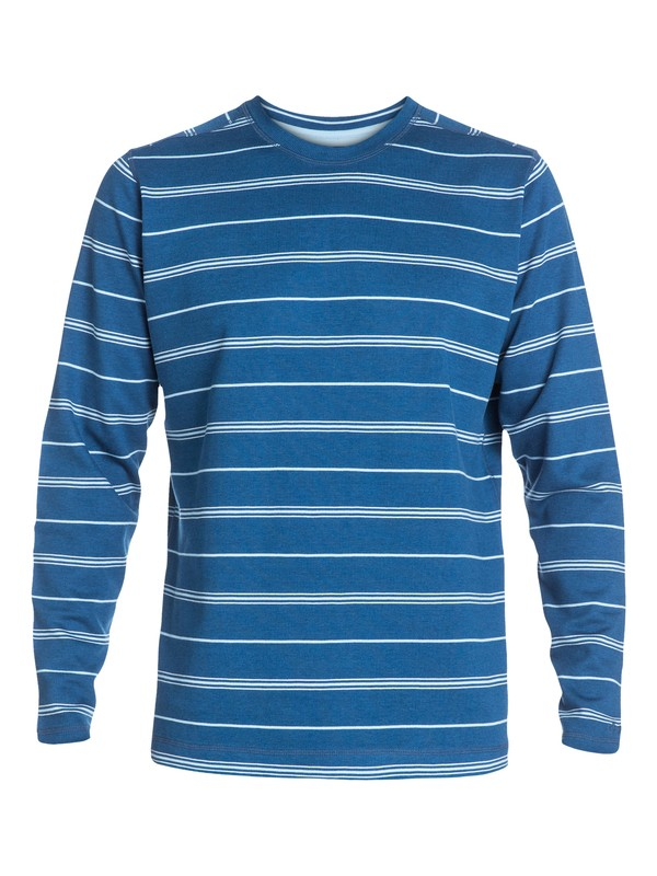 0 Mens Shoreside Long Sleeve  AQMKT03018 Quiksilver