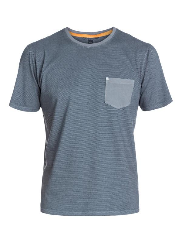 0 Men's Voyage Crew-Neck T-Shirt  AQMKT03019 Quiksilver