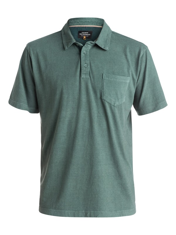 0 Waterman Strolo 5 - Polo Shirt  AQMKT03023 Quiksilver