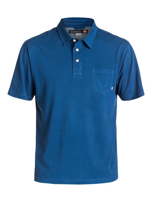 0 Men's Gilman Polo Shirt  AQMKT03025 Quiksilver