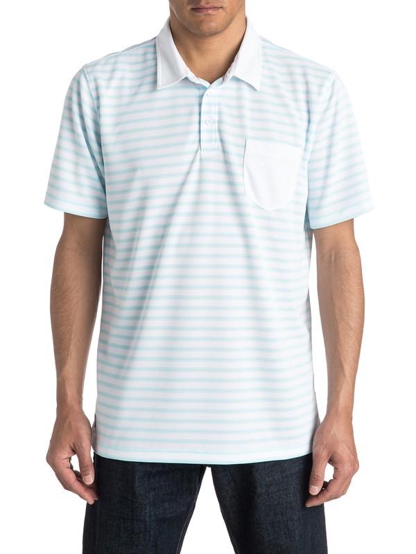 0 Waterman Approach Polo Shirt  AQMKT03057 Quiksilver