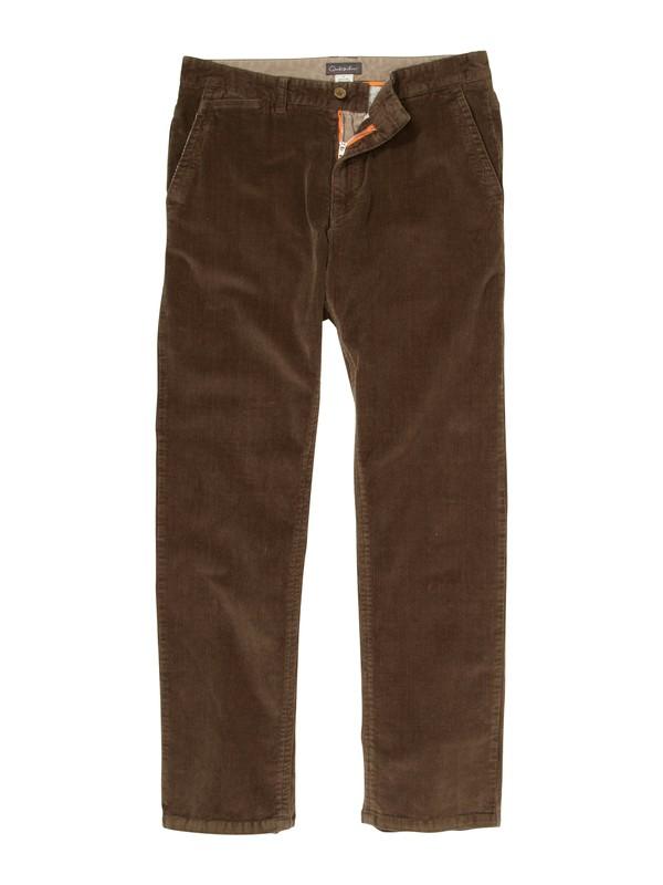 0 Men's Rocky Point 2 Corduroy Chino Pants  AQMNP00000 Quiksilver