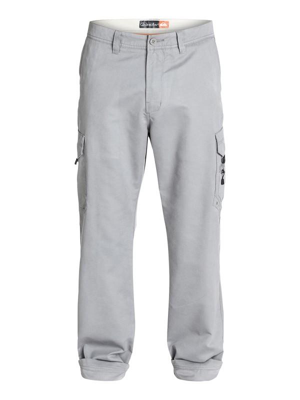 0 Men's Traveler Long Cargo Pants  AQMNP03011 Quiksilver