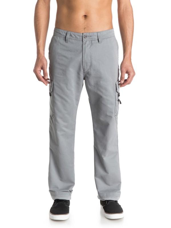 0 Men's Traveler Cargo Pants  AQMNP03012 Quiksilver