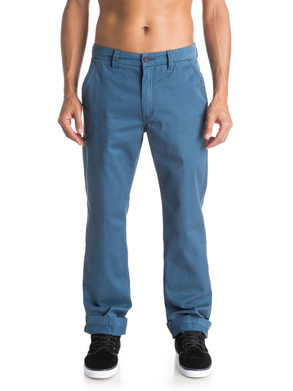 0 Waterman Longshore Chino Pants  AQMNP03015 Quiksilver