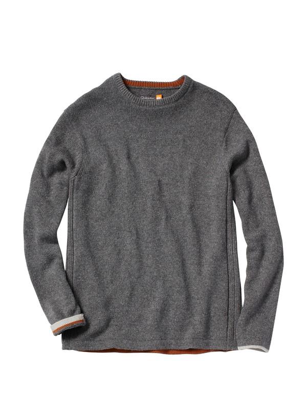 0 Men's Corners Sweater  AQMSW00000 Quiksilver