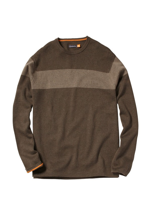 0 Men's Waldos Cove Sweater  AQMSW00002 Quiksilver