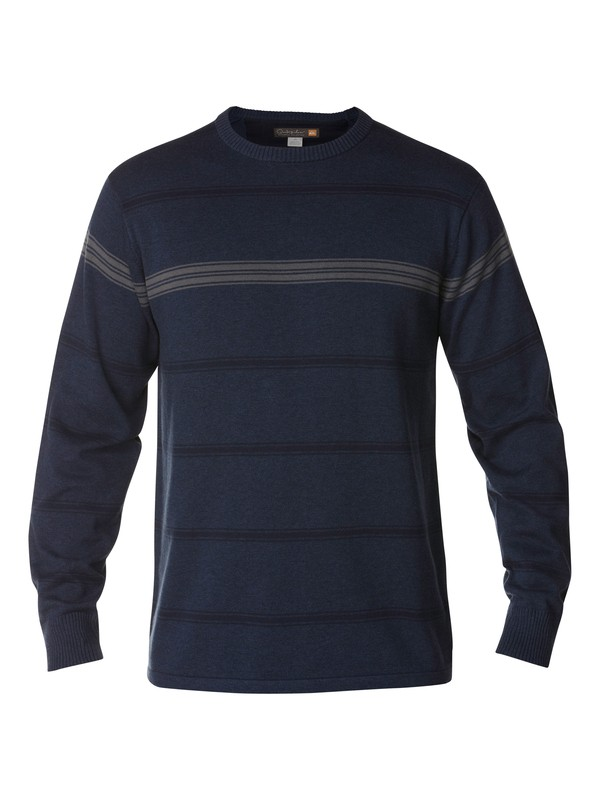 0 Men's North Bank Sweater  AQMSW00007 Quiksilver