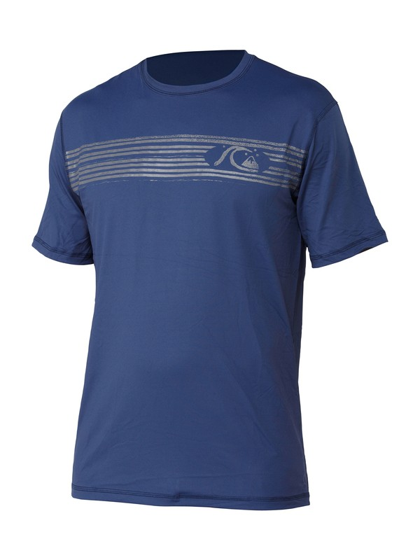 0 Off The Wall 2 SS Surf Shirt  AQMWR00017 Quiksilver