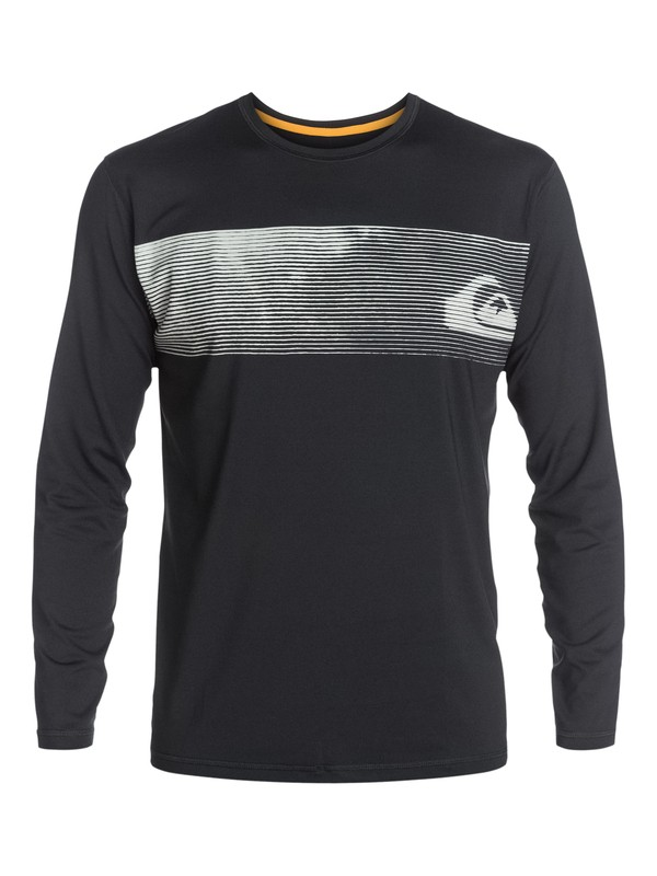 0 Men's Breakwater Long Sleeve Rashguard  AQMWR03005 Quiksilver