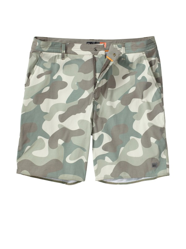 0 Men's Deep End Shorts  AQMWS00014 Quiksilver