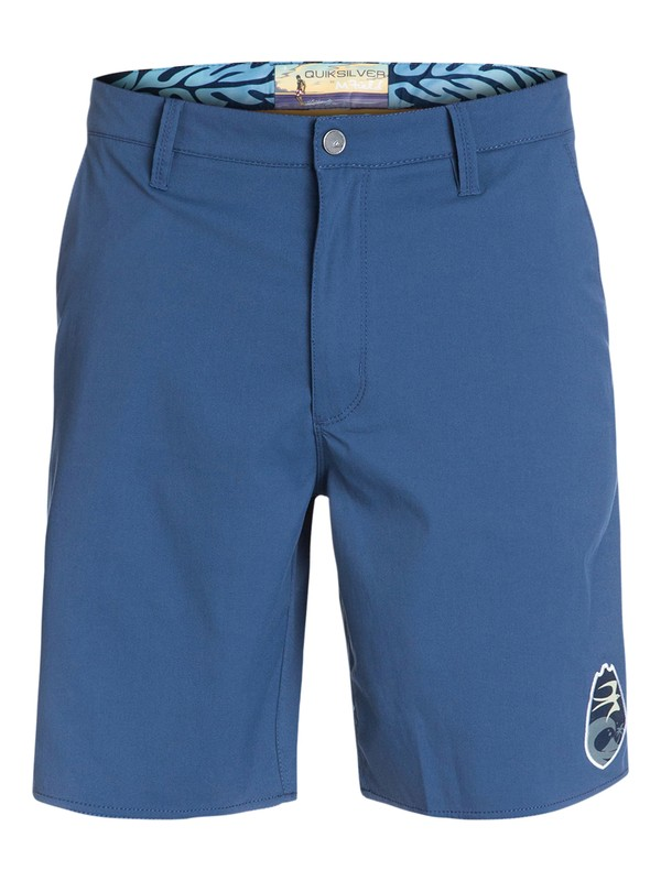 0 Men's Up Country Amphibians  AQMWS03010 Quiksilver