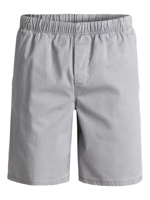 0 Waterman Cabo Shorts Grey AQMWS03018 Quiksilver