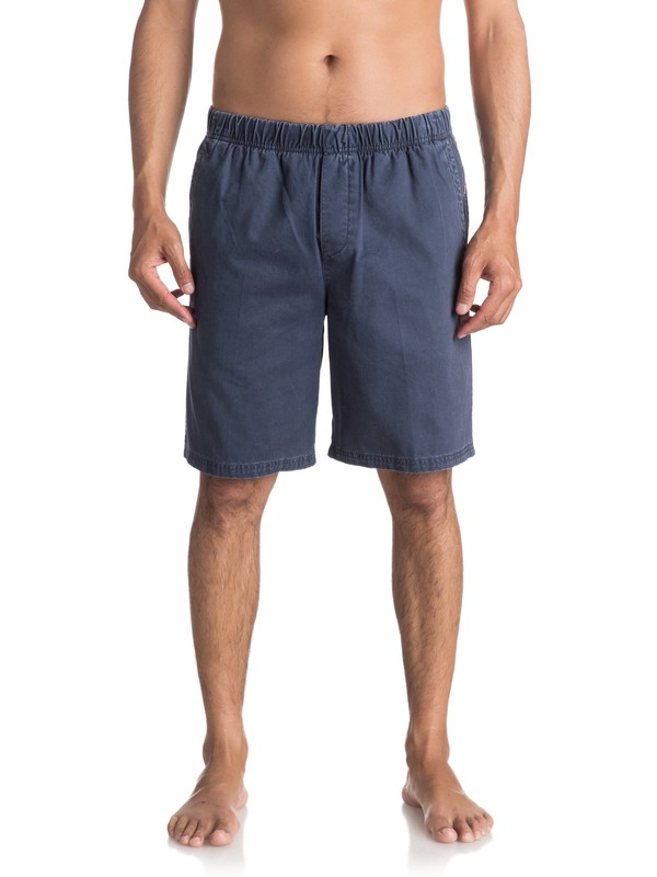 "0 Waterman Cabo 21"" - Shorts Blue AQMWS03018 Quiksilver"