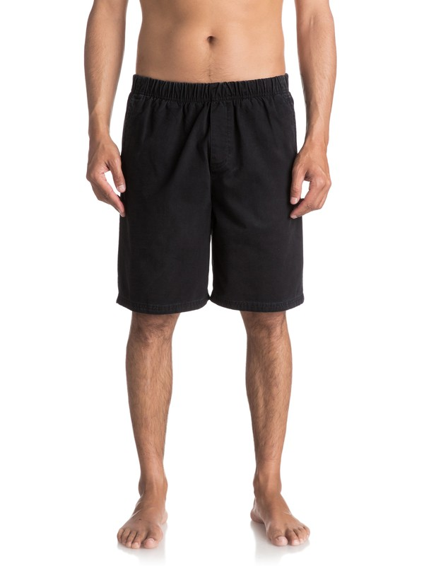 "0 Waterman Cabo 21"" - Shorts Black AQMWS03018 Quiksilver"