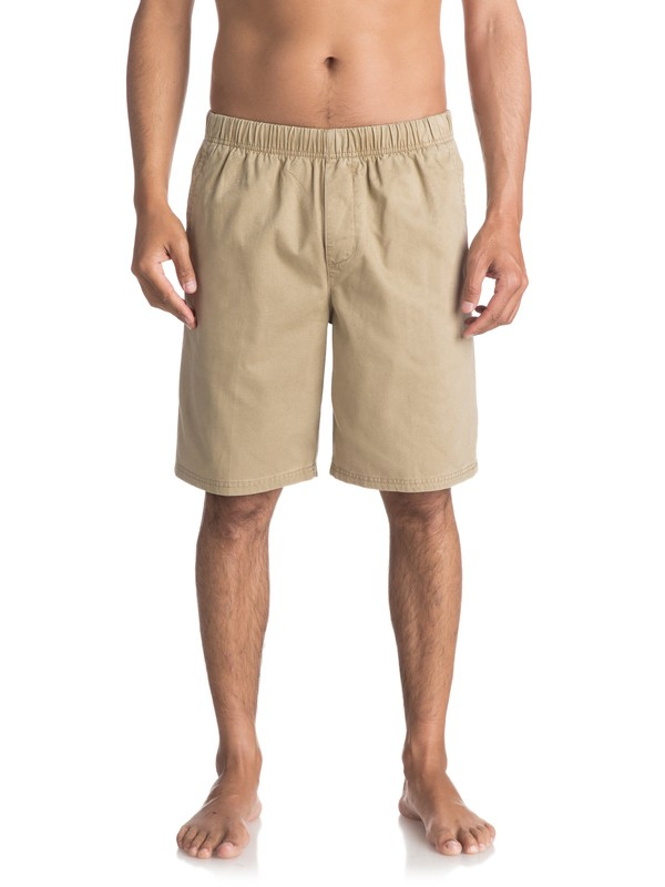"0 Waterman Cabo 21"" - Shorts Beige AQMWS03018 Quiksilver"