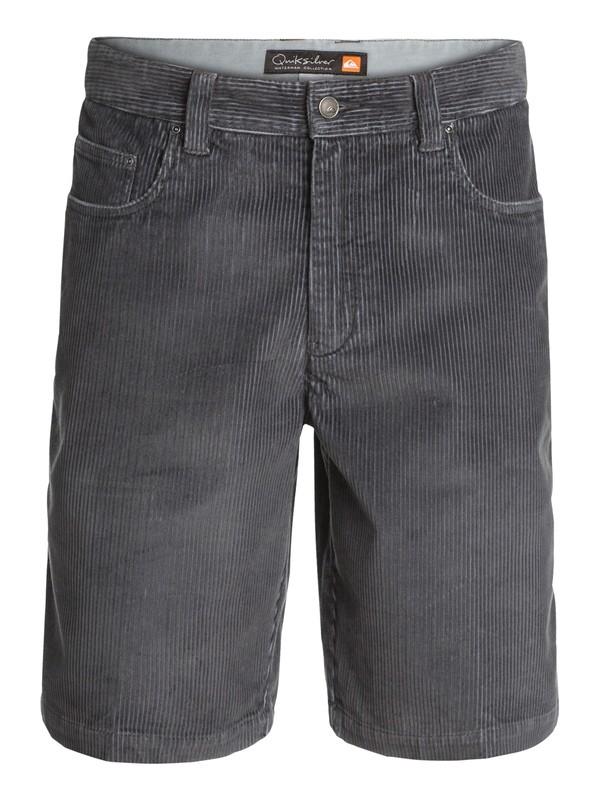 0 Men's Supertubes Corduroy Shorts  AQMWS03021 Quiksilver