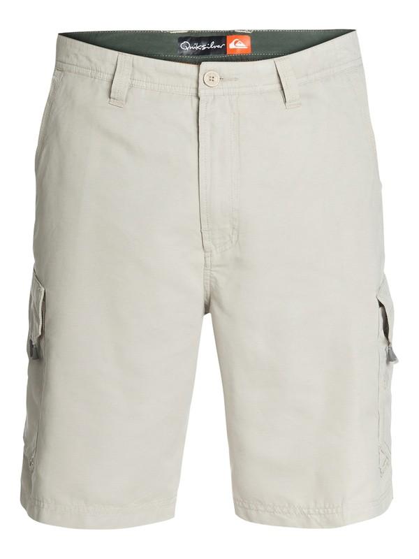 0 Men's Maldives Shorts Beige AQMWS03022 Quiksilver
