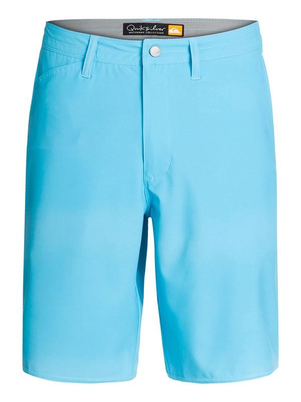 "0 Men's Vagabond 20"" Amphibian Shorts  AQMWS03036 Quiksilver"