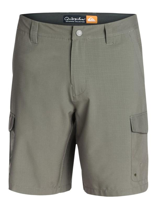 0 Men's Ripped 2 Amphibian Shorts  AQMWS03053 Quiksilver