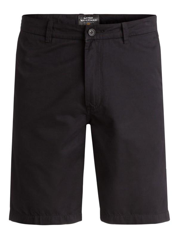 0 Waterman Maldive Shorts Black AQMWS03058 Quiksilver