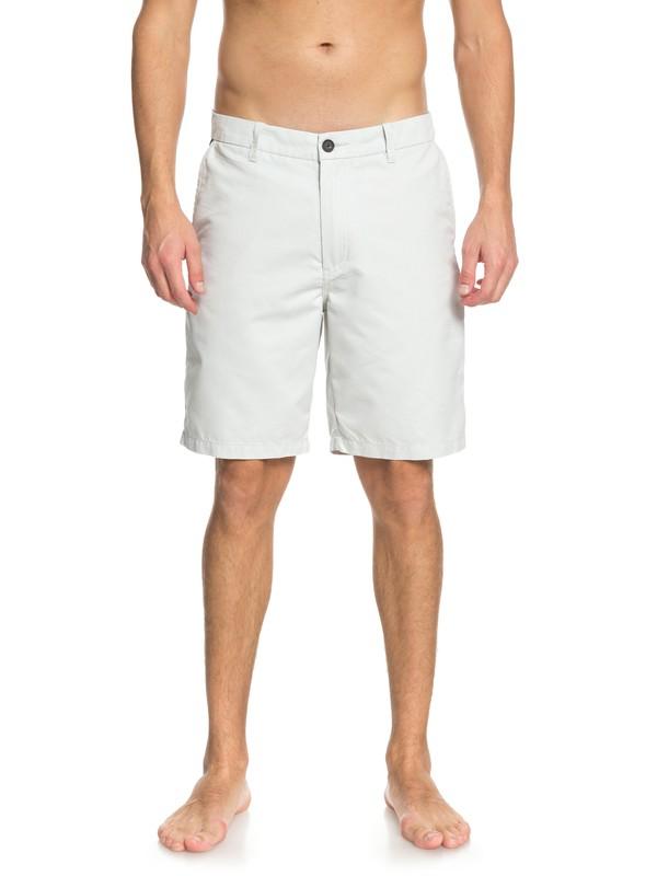"0 Waterman Maldive 20"" - Chino Shorts Grey AQMWS03058 Quiksilver"