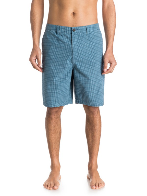 "0 Men's Kenosha 20"" Chino Shorts  AQMWS03059 Quiksilver"