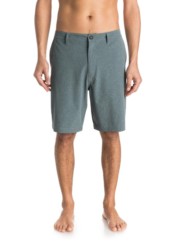"0 Men's Yasawa 20"" Amphibian Shorts  AQMWS03060 Quiksilver"