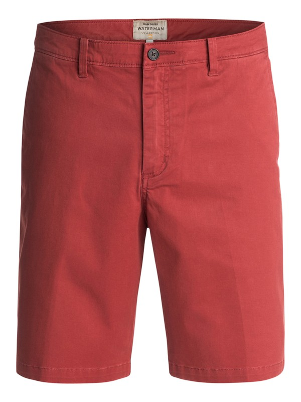 0 Waterman Pakala - Short Rouge AQMWS03068 Quiksilver